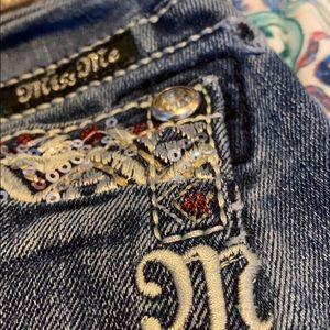 Miss me boot cut 24